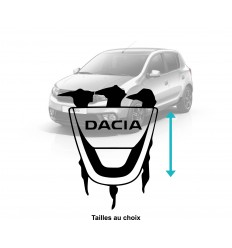 Stickers Dacia Monster