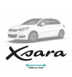 Stickers Citroen xsara