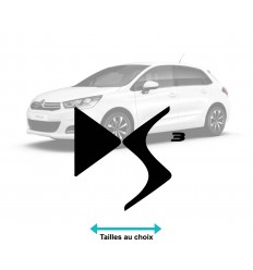 Stickers Logo Citroen DS3