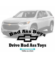 Stickers Bad Ass Toys