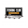 Stickers Fishing Club