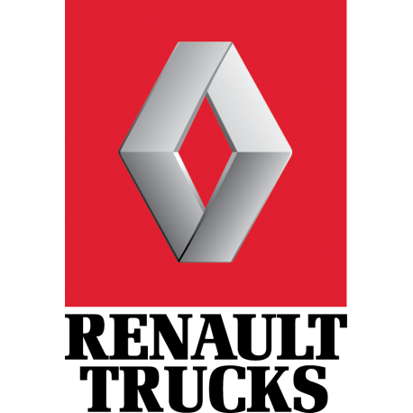 Stickers Renault Trucks couleurs