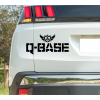 Stickers Q-BASE
