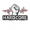 Stickers Hardcore Univers