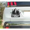 Stickers Angerfist Raise Your Fist