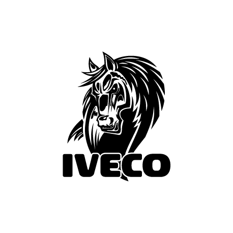Stickers Iveco Horse