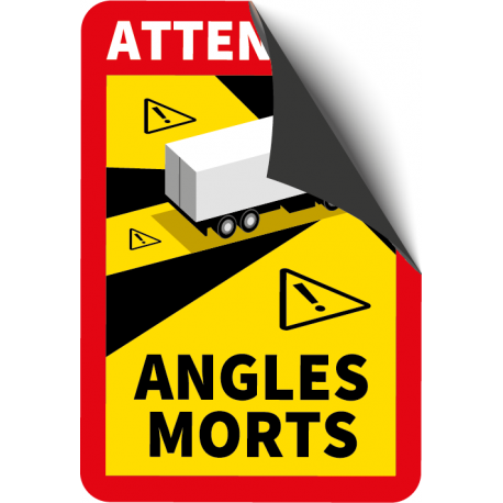 Magnétique Angles Morts