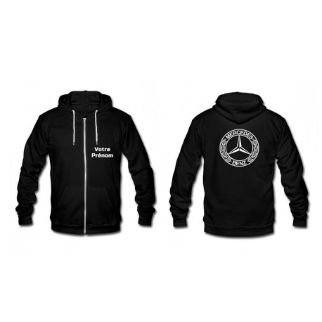 Sweat Mercedes Old School