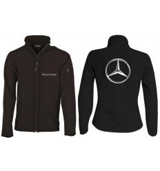 Veste Softshell Mercedes