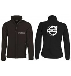 Veste Softshell new volvo