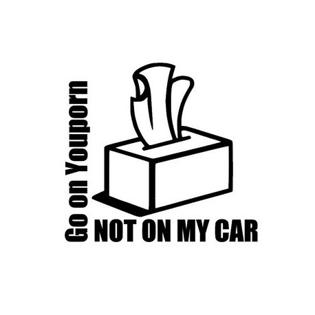Not on my Car