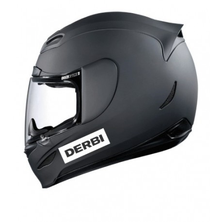Stickers casque Derbi