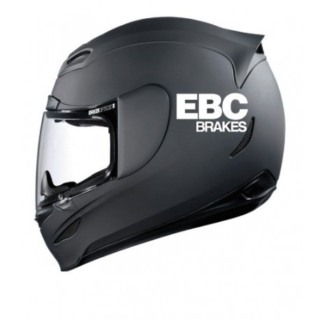 Stickers casque EBC