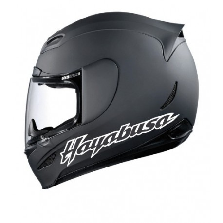 Stickers casque Hayabusa