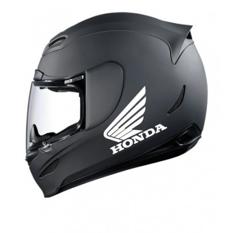 Stickers casque Honda