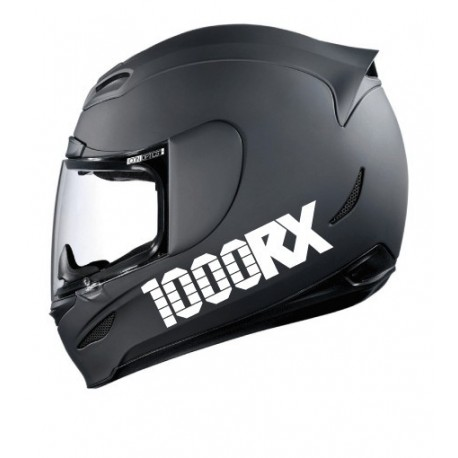 Stickers casque 1000RX