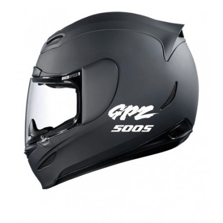 Stickers casque GPZ