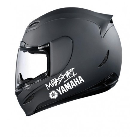 Stickers casque YAMAHA