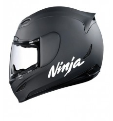 Stickers casque Ninja