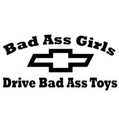 Bad Ass toys girls