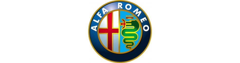 Stickers Alfa Roméo