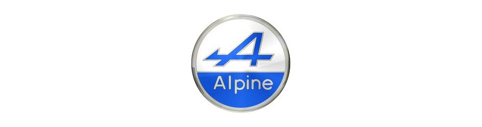 Stickers Alpine